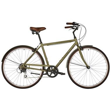 Vélo de Ville ELECTRA LOFT 7D DIAMANT Vert Olive 2020